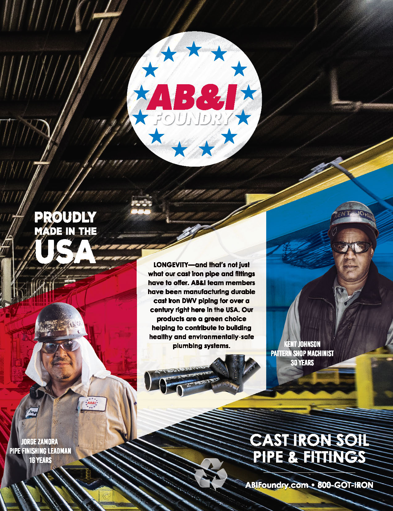 Featured News | AB&I Foundry
